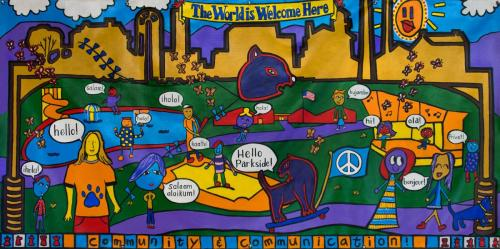 04 - Murals Parkside