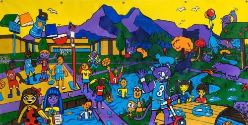 06 - Murals Twin Peaks