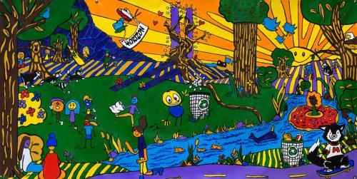 07 - Mural Horizon