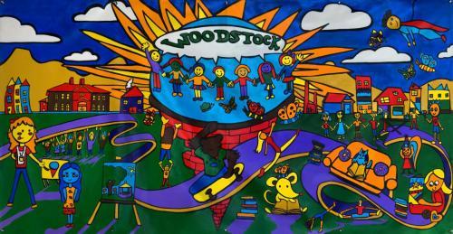 08 - Murals Woodstock