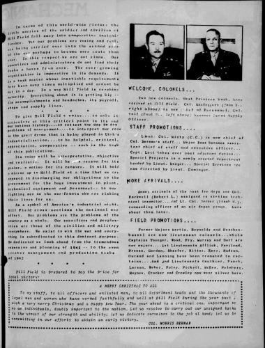 First Issue Mimeograph