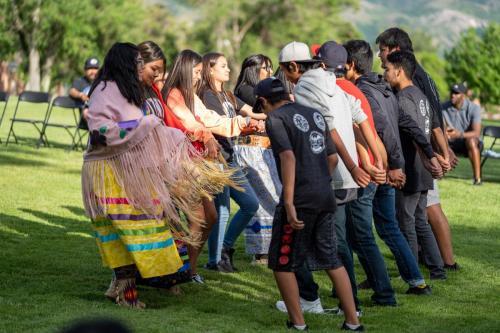 Ute Bear Dance