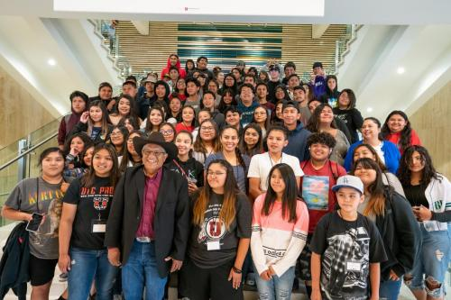 Tri-Ute Youth Leadership Conference Open House
